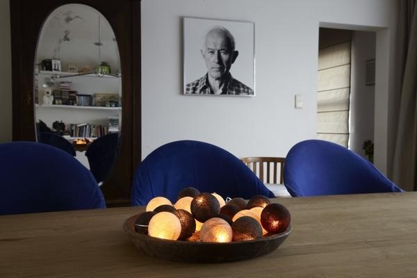 oświetlenie dekoracyjne dekoracja stołu cable & cotton
