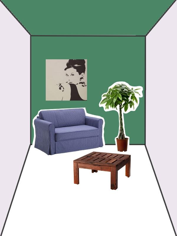 długi pokój
