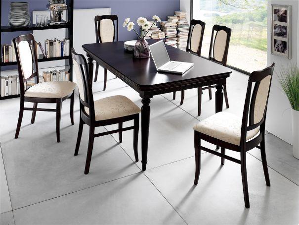 Stół prostokątny nierozsuwany