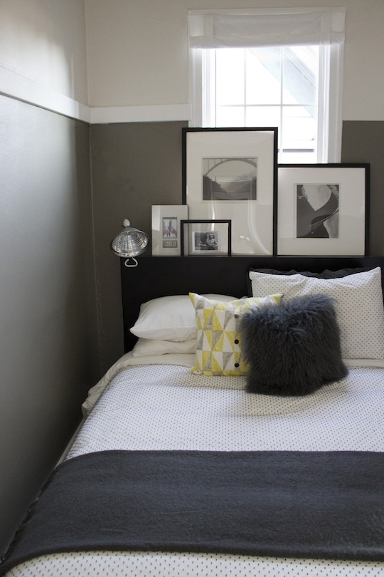 obrazki w sypialni