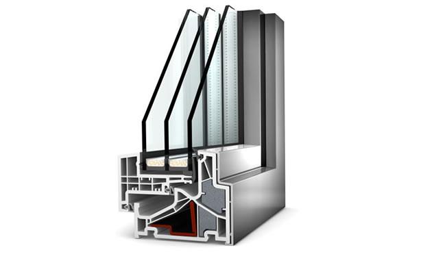Okna drewniane/PCV + nakladki aluminiowe