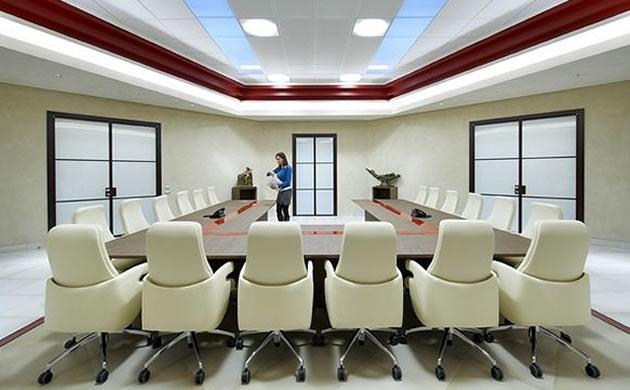 Oświetlenie biura Trilux