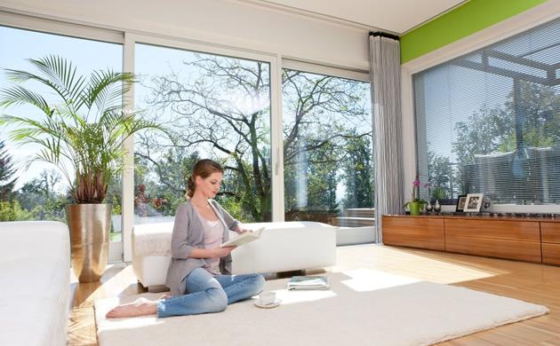 Okna dla alergika Internorm