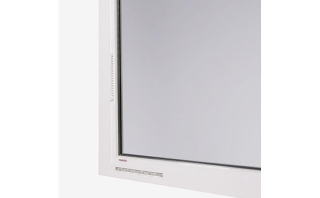 okna z wentylacją Internorm