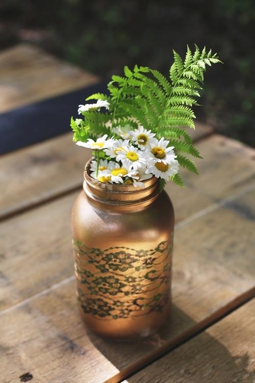 wazon ze słoika