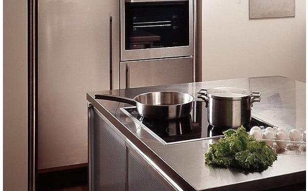 blat kuchenny z aluminium