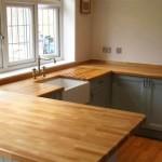 blat kuchenny drewniany