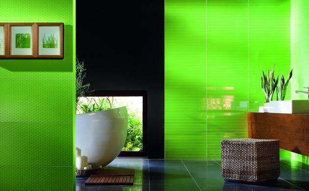 Kolekcja Colour Green Tubądzin