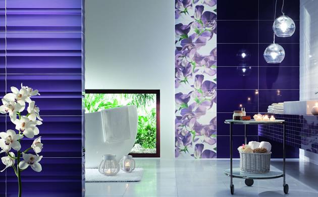 Kolekcja Colour Violet
