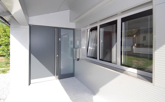 Okna antywlamaniowe Internorm