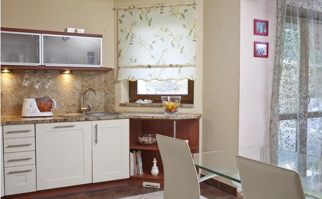 Kuchnia - styl rustykalny