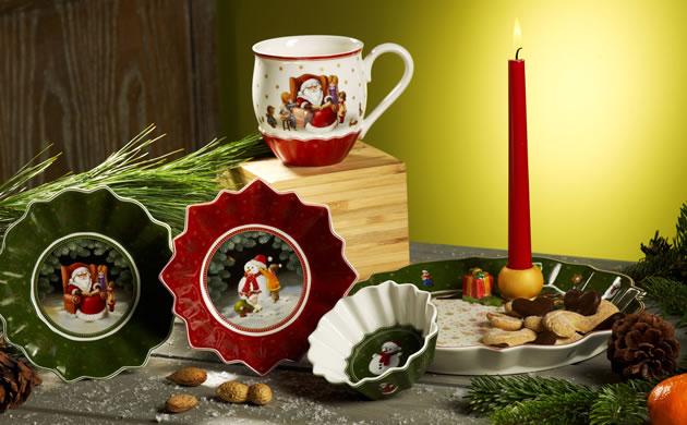Villeroy & Boch porcelana Boże Narodzenie kolekcja