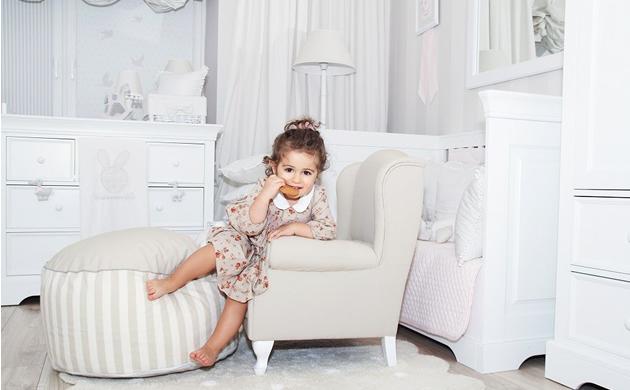 Carmella meble - styl francuski pokój dziecięcy