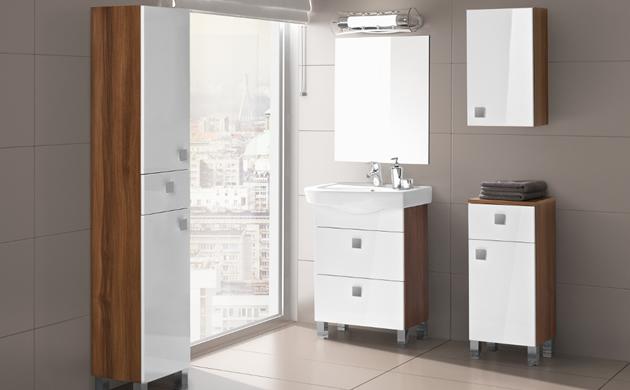 meble łazienkowe - Grupa Armatura