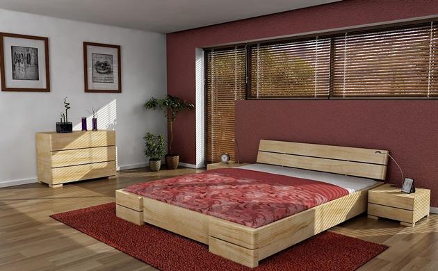 sypialnia VISBY sosna