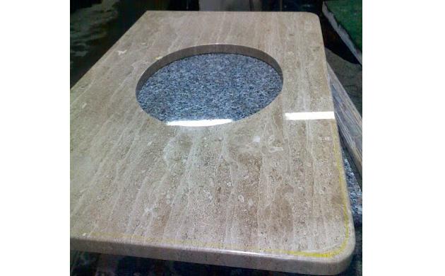 Granit - kamienne blaty