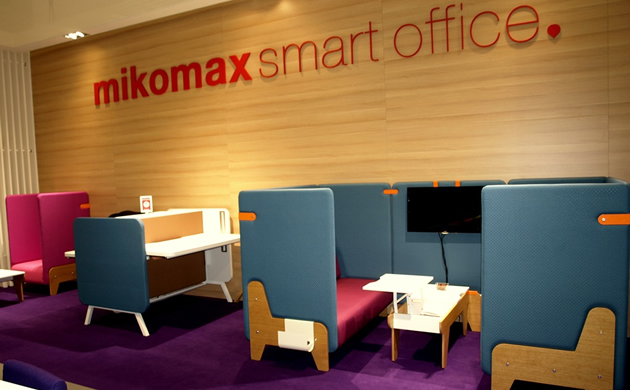 Mikromax biuro open space