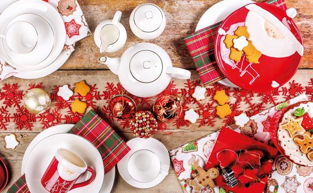 home&you Świąteczny stół
