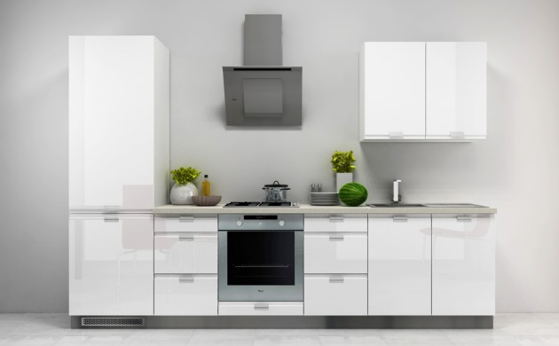 Kuchnia Simply biała