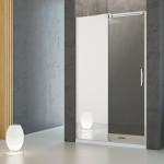 Kabina prysznicowa z lustrem
