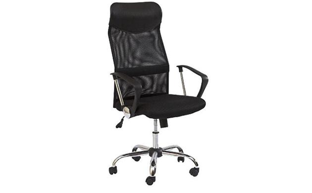 Fotel z mechanizmem kołyskowym