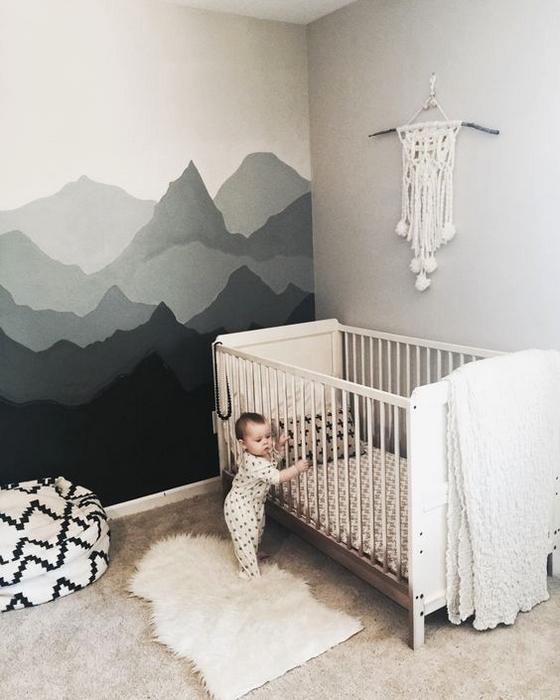 pokoik dla dziecka góry