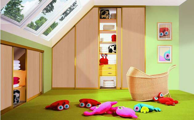pokoj dla dziecka komandor