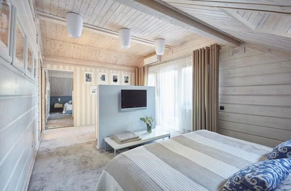 Domy z Finlandii z bali