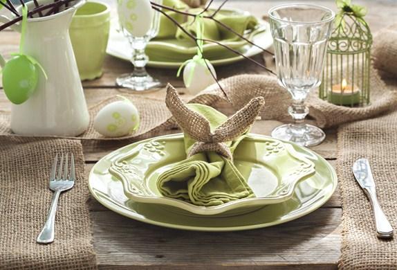 Wielkanocy stół