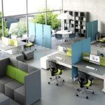 Biuro - aranzacja everspace