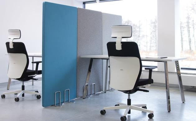 Biuro - aranzacja everspace moduly