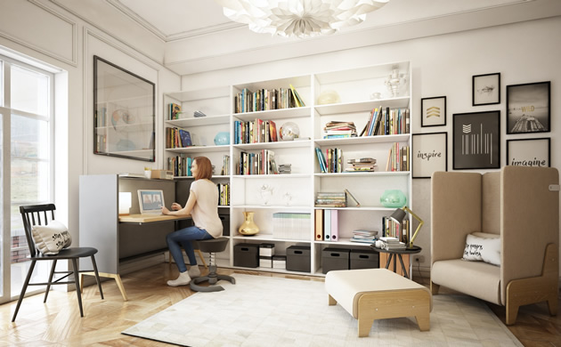 Mikomax smart domowe biuro