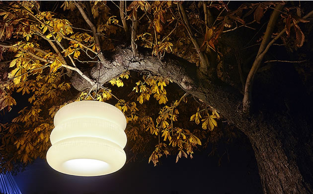 lampy PUFF-BUFF do ogrodu