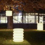 lampy PUFF-BUFF ogrodowe