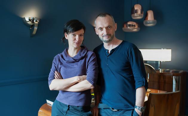 Agnieszka Kuratczyk oraz Szymon Tarnowski fot. Lidia Skuza