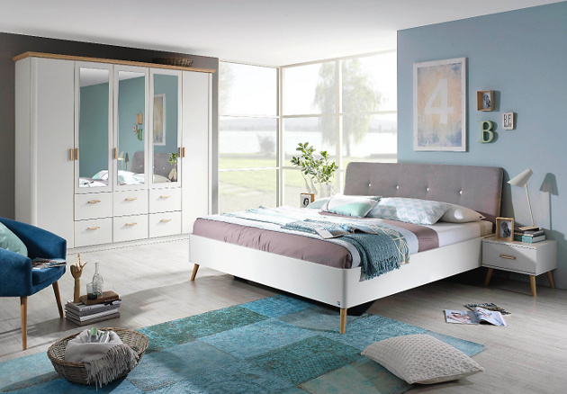 Stylowe Wysokie łóżka Jaki Materac Do Nich Wybrać Sypialnia