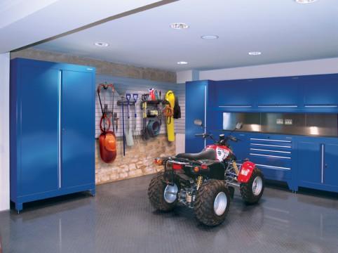 Garaż Wnętrze Projektowanie Wnętrz Galerie Projektów Wystrój I